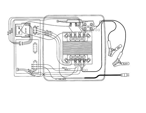 die hard battery charger wiring diagram wiring library