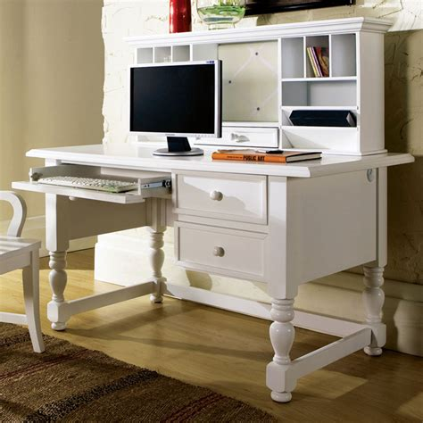 desk with hutch white white desk with hutch dcg stores