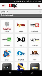 Airtel NG Launches 3Flix Mobile TV for Android Phones ...