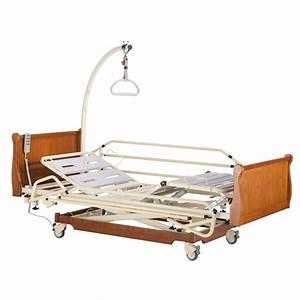 Lit Medicalise 120 : lit m dicalis euro 3000 securis ~ Premium-room.com Idées de Décoration
