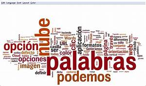 MONOGRÁFICO: Nubes de palabras con Tagxedo, Wordle y Word It Out Observatorio Tecnológico