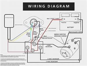 Bulldog Winch 10031 Wiring Diagram