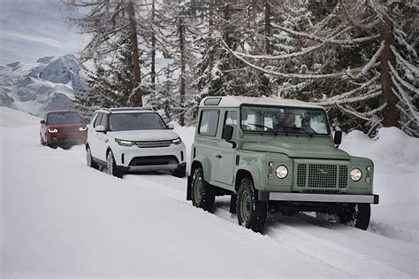 Next Land Rover Defender Will Be