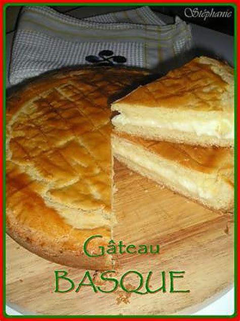 recette de gateau basque par chemin de gourmandise