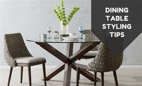 Style Entry Table Like Pro by Style Your Dining Table Like A Pro With These 7 Simple Tips