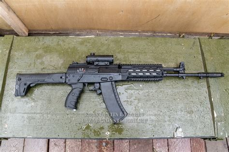 Russian Small Arms For James Bond