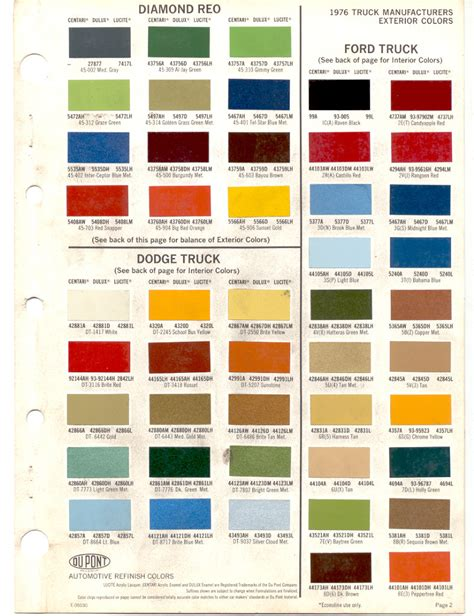truck paint colors new ford truck paint colors driverlayer search engine