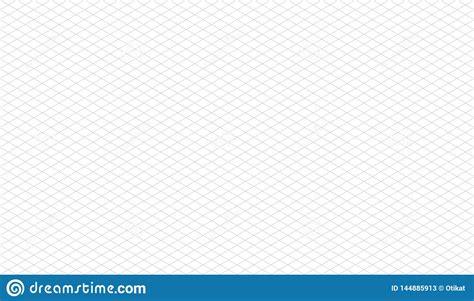 vector illustration  isometric grid background stock