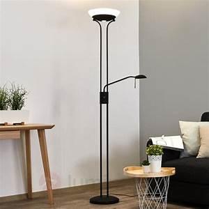 Lampadaire Liseuse Led : catgorie lampadaire page 2 du guide et comparateur d 39 achat ~ Melissatoandfro.com Idées de Décoration