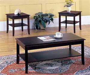 black friday 3 pc cherry wood coffee table and 2 end With cherry wood coffee table and end tables