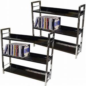 Bibliothèque Peu Profonde : bibliotheque cd pas cher ~ Premium-room.com Idées de Décoration