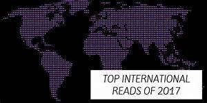 Top International Reads of 2017