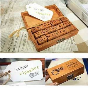 popular rubber stamp letters buy cheap rubber stamp With where to buy letter stamps