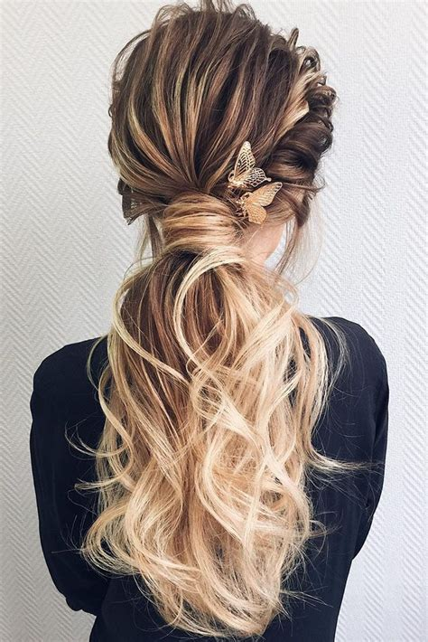 chic  easy wedding guest hairstyles hair wedding
