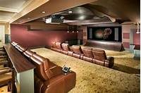 home theater design ideas Basement Home Theater Design Ideas for Your Modern Home