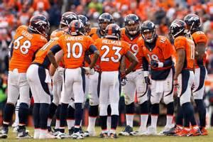 Denver Broncos Players 2016