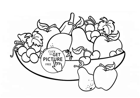 Coloring Fruit by 46 Free Fruit Coloring Pages Free Printable Fruit