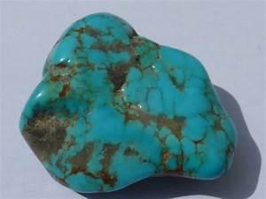 Pierres Précieuses Bleues : turquoise phosphates liste des pierres pr cieuses ~ Nature-et-papiers.com Idées de Décoration