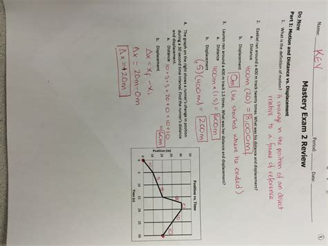 physical science worksheets answers