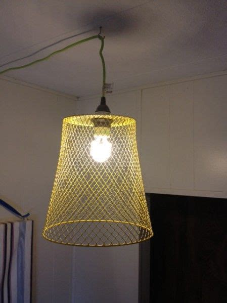 industrial style cage lamp shade    dollar
