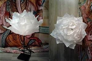 3d Light Shade Krusning Cloud To A Whimsy Paper Flower Decor Ikea