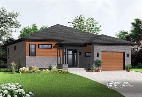 contemporary single storey drummond house plans blog