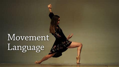 Movement Language - YouTube