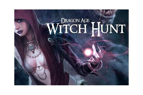 dragon age witch hunt download free