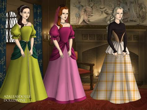 Cinderella And Her Jealous Step-sisters By Leisl-hale