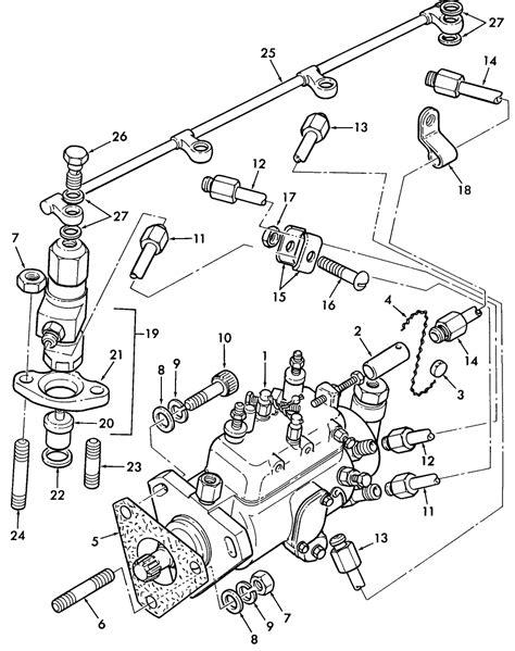 Citroen Fuel Pressure Diagram by Perkins 4 236 Wiring Diagram Auto Electrical Wiring Diagram