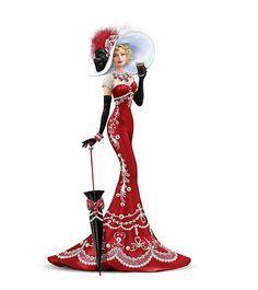 fashion portrait painting romantic victorian lady lace