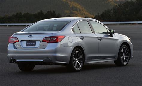 2015 Subaru Liberty Revealed; Safer, More Advanced