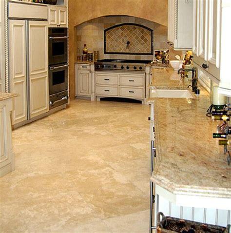 tile floors for kitchens choosing tile granite marble travertine 6143