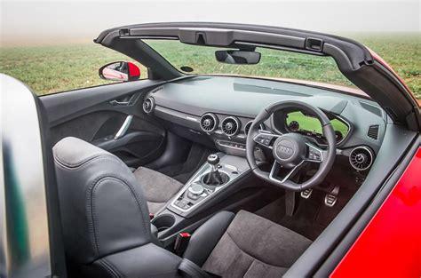 audi tt roadster review  autocar