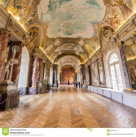 salle des illustres in the capitole the toulouse editorial stock image image 50875194