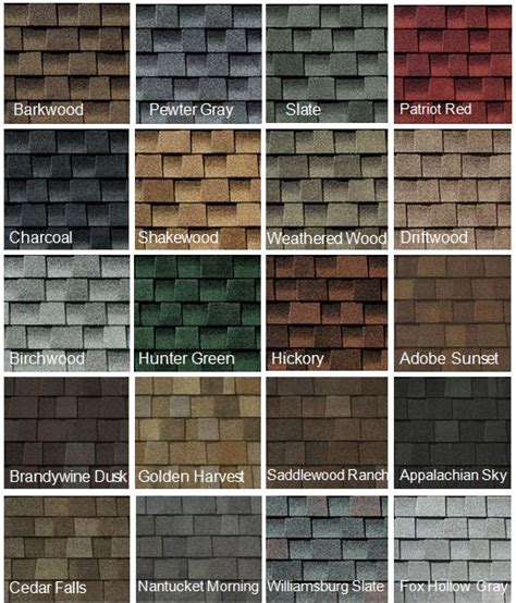shingle colors best 25 shingle colors ideas on