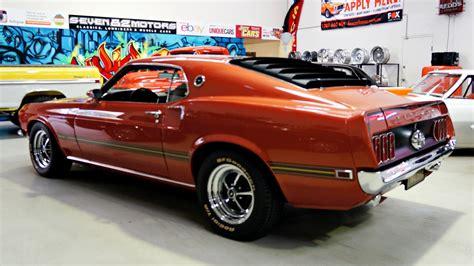 sold  ford mach  mustang sevenmotors
