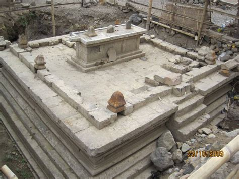 pemukiman mataram kuno  lereng gunung sindoro xplore