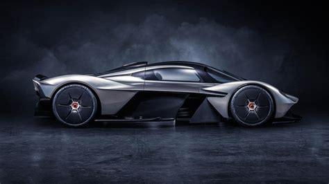 Aston Martin Valkyrie In 10 Bizarre Feiten