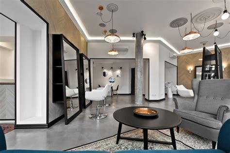 Salon Decor Ideas Images by Parquet 187 Retail Design
