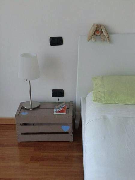 Comodini Legno Fai Da Te Comodino Fai Da Te Arredo Home Decor Diy Desk Furniture