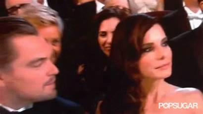 Sandra Bullock Leonardo Ellen Degeneres Dicaprio Popsugar