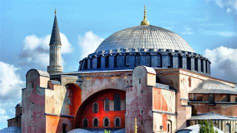 turquie le musee basilique sainte sophie deviendra  il