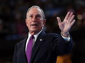 Michael Bloomberg named World Health Organization ...