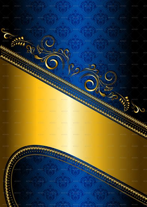 gold  navy wallpaper wallpapersafari