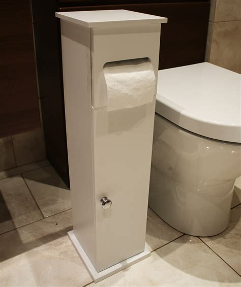 Toilet Roll Holder Cupboard by Wooden White Toilet Roll Paper Holder Bathroom Storage