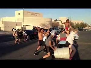 Cimarron-Memorial Volleyball Team Harlem Shake Part 2 ...