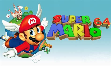 Heres A Look At The Fan Made Super Mario 64 Hd Remake
