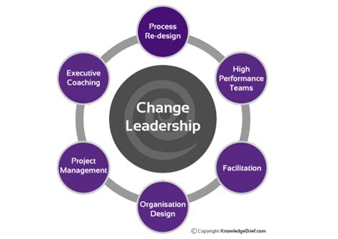Kotter Definition Of Leadership by Change Leadership What Is It Definition Exles And More