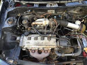 1997 Toyota Starlet Glanza S Engine For Parts For Sale In
